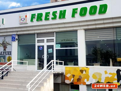 """FRESH FOOD"" kafesi"